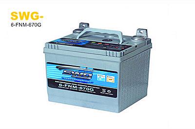(SWG)思吾高6-FNM-670G发电机组启动电瓶