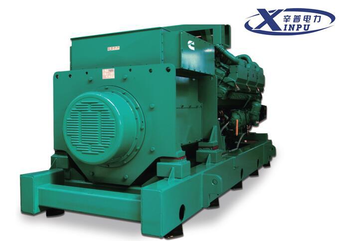 康明斯高压发电机组系列