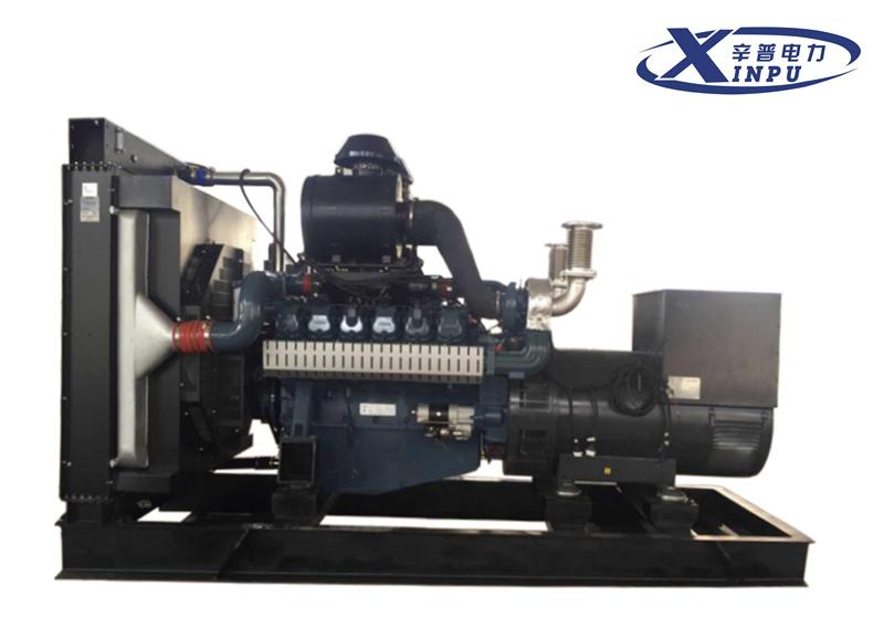 威曼动力发电机组系列