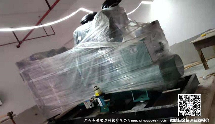 7月5日交机一台570KW重庆康明斯柴油发电机组