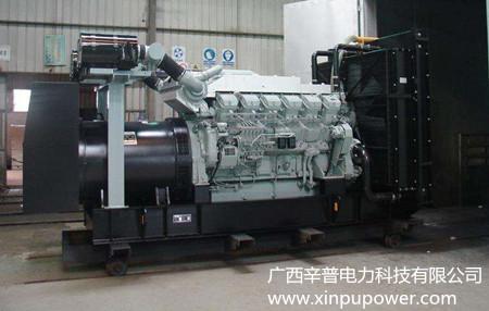 广西某建设公司与辛普签订三菱柴油发电机组合同案例