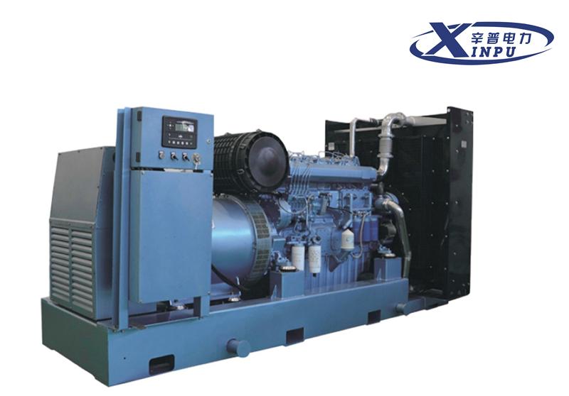 潍柴动力发电机组系列
