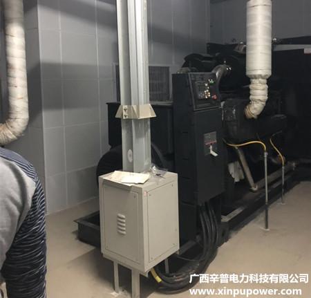 百色某电力公司与辛普签订10kV配电工程发电机组采购合同
