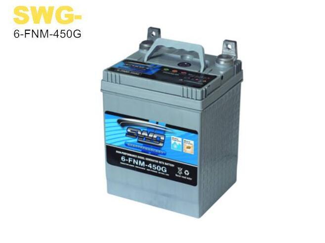 (SWG)思吾高6-FNM-450G发电机组启动电瓶