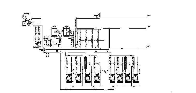 发电机机房设计安装