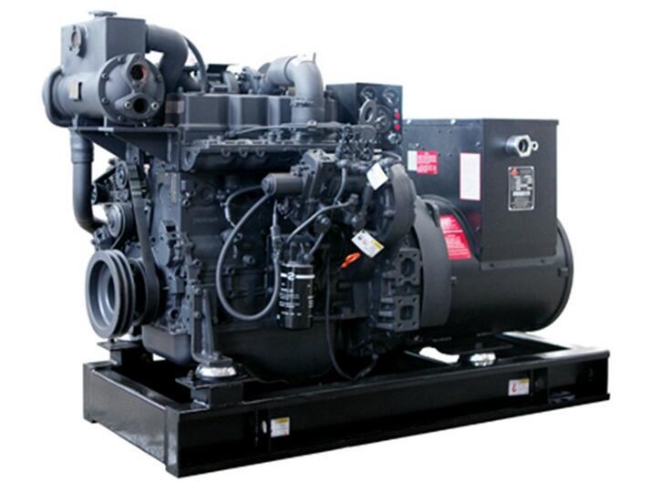 上柴50~150KW船用柴油发电机机组