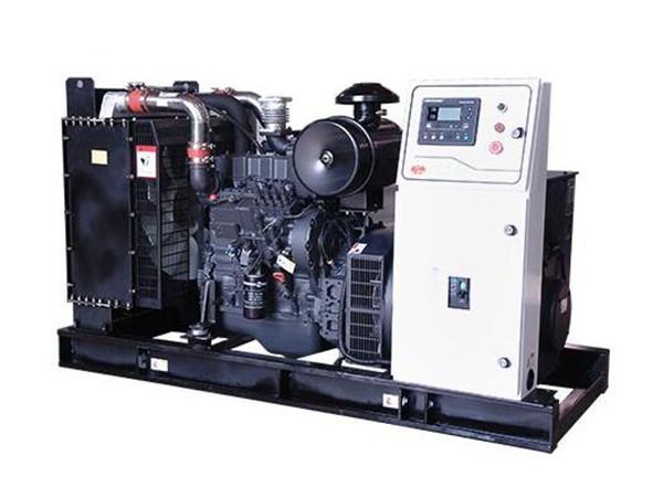 上柴200~600KW陆用柴油发电机组图片