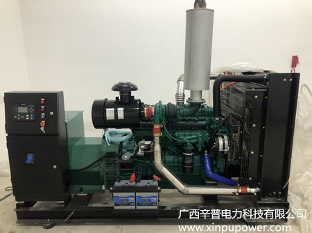 180KW柴油发电机组