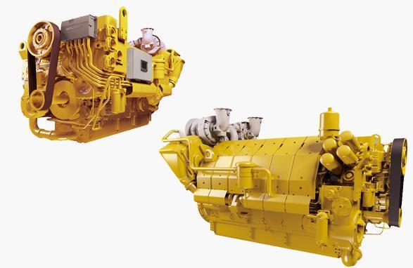 175缸径系列高性能柴油机