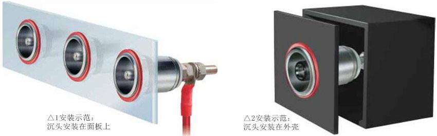 10AR/14AR单极圆形连接器安装示范