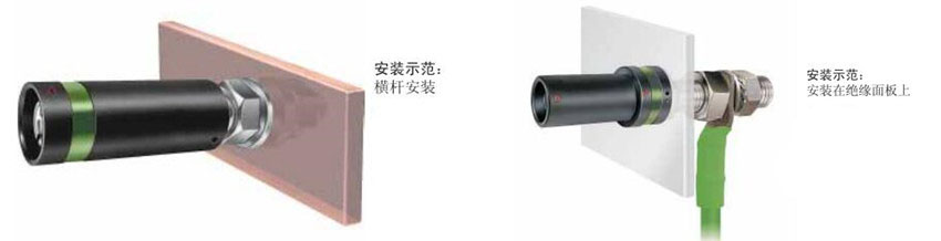 30BV单极圆形连接器安装示范
