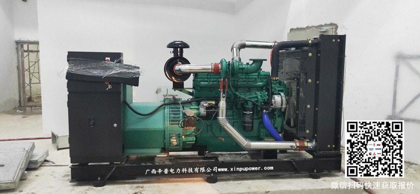 交机一台225KW乾能发电机组