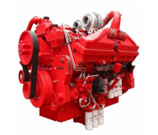 重庆康明斯发电机组QSK38系列发动机