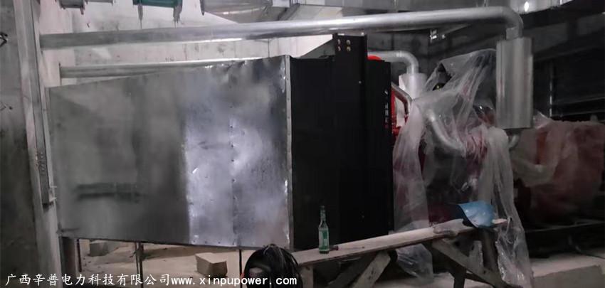 500kw乾能发电机组
