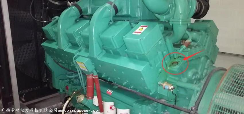 发电机气缸冲缸垫