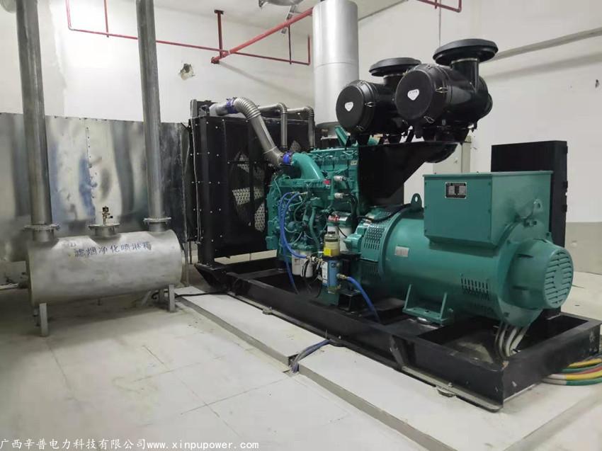 520重庆康明斯发电机组