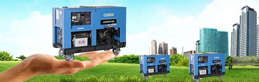 日本东洋柴油发电机系列