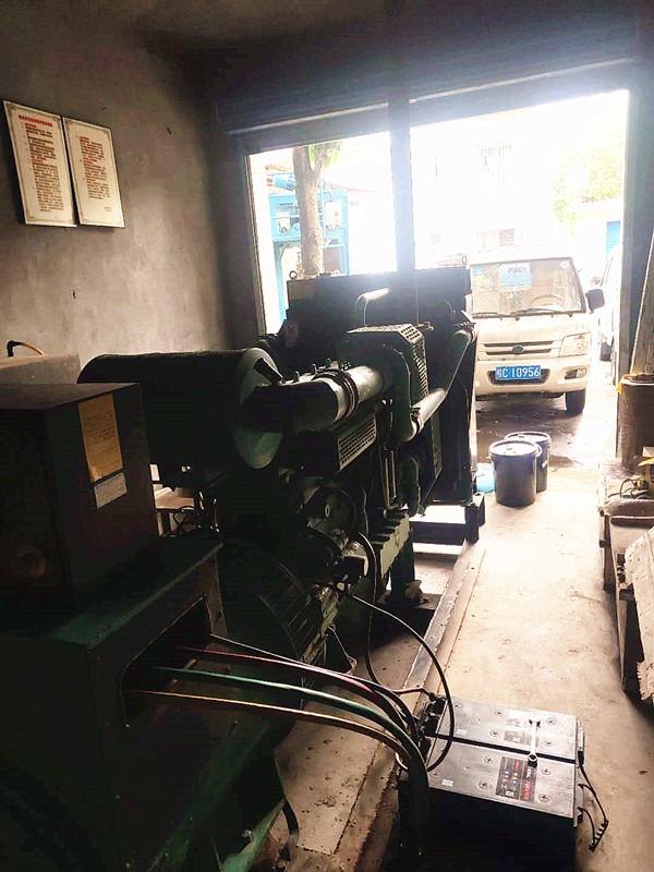 桂林污水泵站保养发电机组