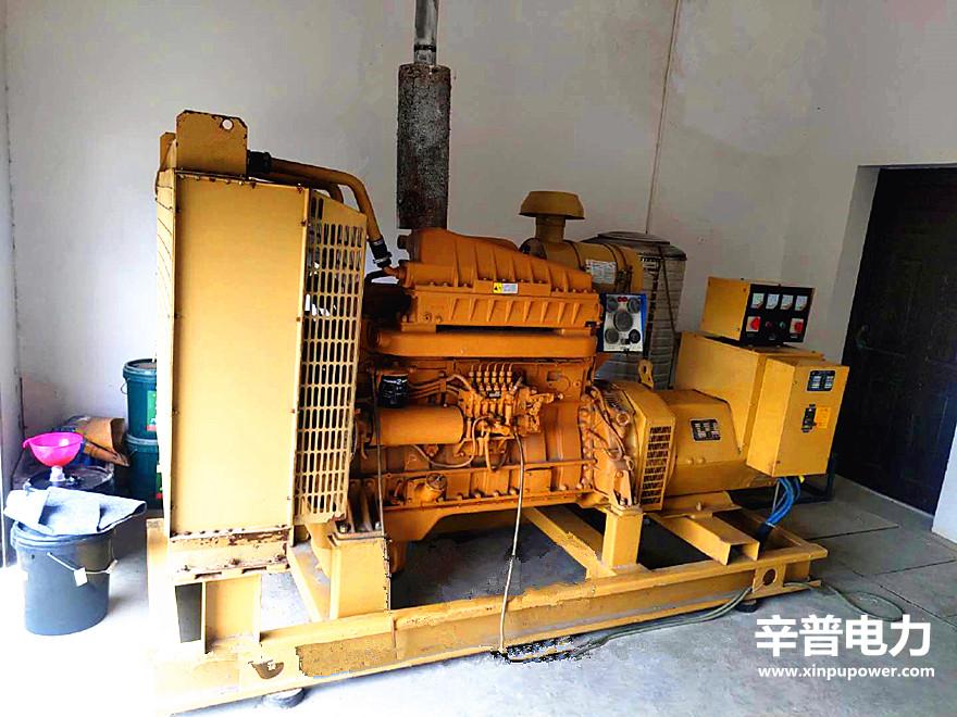 保养柴油发电机组